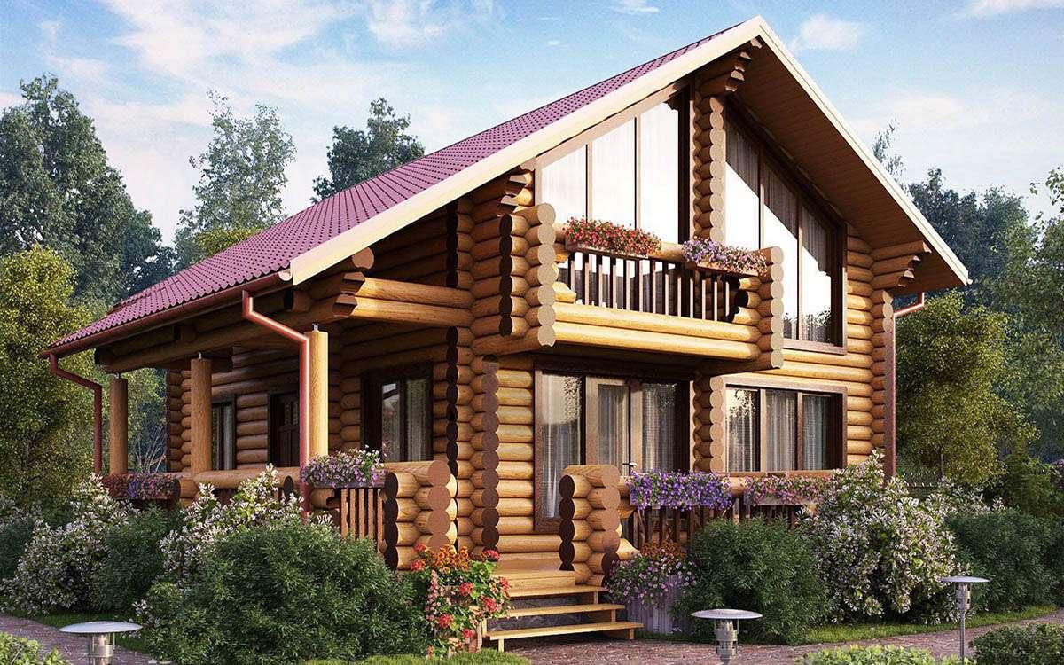 Дизайн комнаты четыре окна