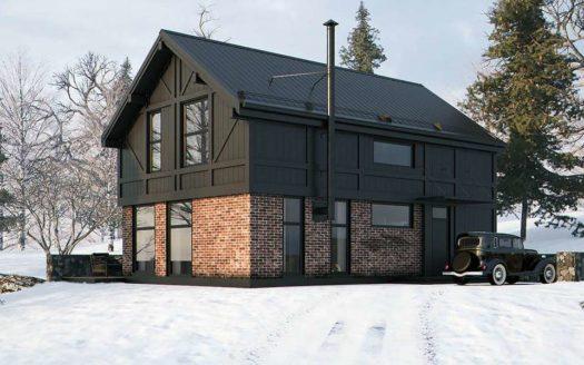 Комбинированный проект дома Штирлиц