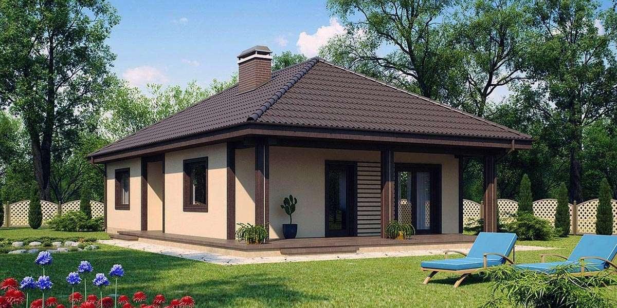 Строительство домов и коттеджей под ключ в Екатеринбурге и
