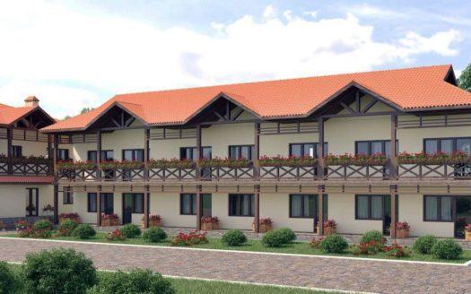 Гостиница на 12 номеров проект Благовещенск