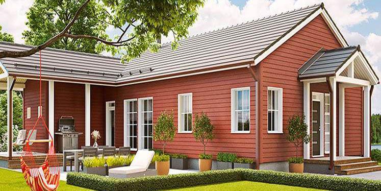 Проекты угловых домов