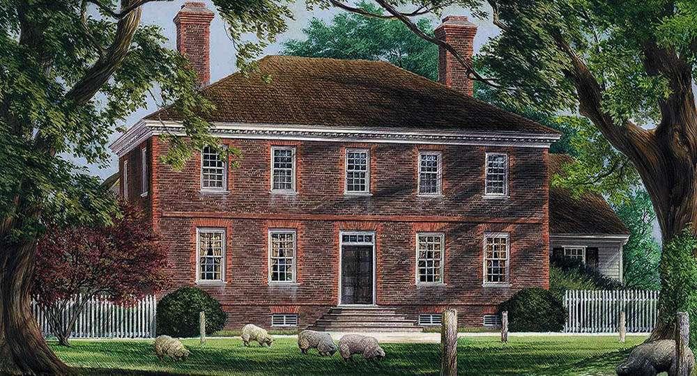 Проекты английских домов