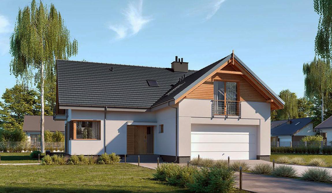 Проекты домов г образной формы фото