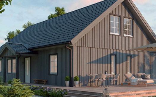 Проект финского дома для постоянного проживания